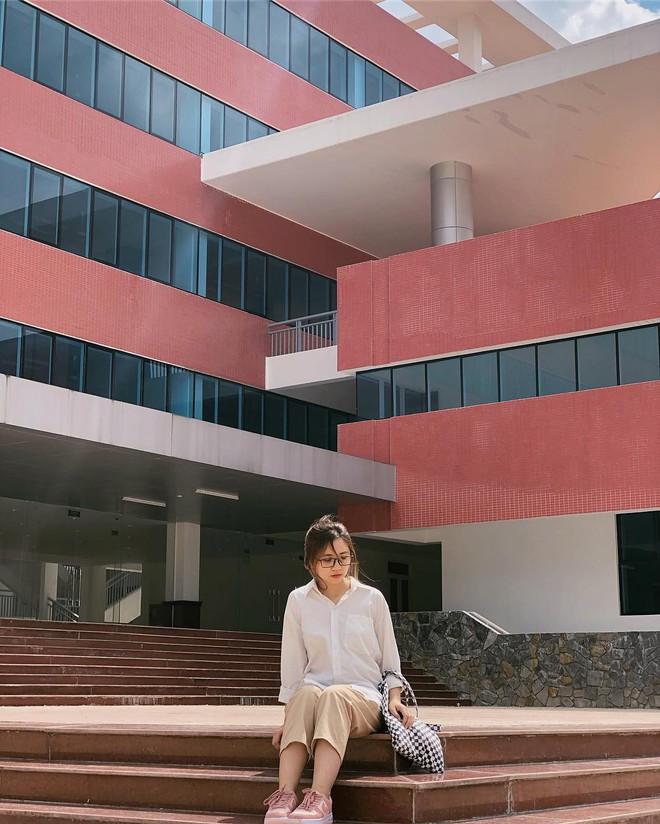 Quên Cao Đẳng Sư Phạm đi, Đà Lạt còn có một ngôi trường sống ảo đẹp chẳng thua Hàn Quốc đây này! - ảnh 27