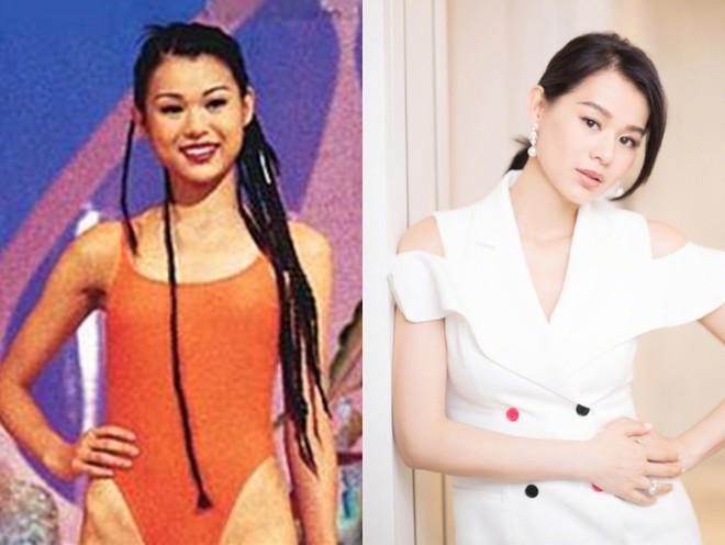 Hồ Hạnh Nhi vác bụng bầu tụ tập chị em Hoa hậu, ai mà ngờ nhan sắc nhạt nhoà khi xưa giờ lại nổi bật nhất - Ảnh 5.