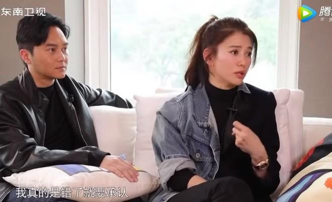 Viên Vịnh Nghi rơi nước mắt hối hận vì thành tiểu tam cặp kè đại gia, phản ứng của Trương Trí Lâm gây bất ngờ - ảnh 2