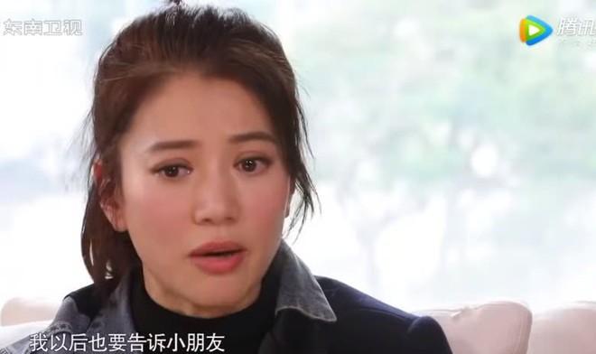 Viên Vịnh Nghi rơi nước mắt hối hận vì thành tiểu tam cặp kè đại gia, phản ứng của Trương Trí Lâm gây bất ngờ - ảnh 3