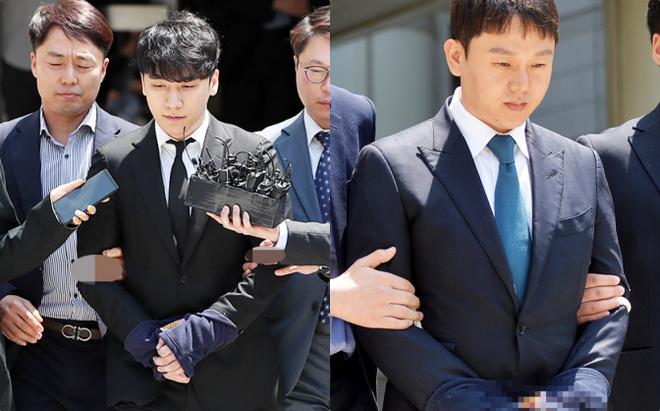 Đây là kết luận chính thức của tòa án về lệnh bắt giữ Seungri và nụ cười gây tranh cãi của nghi phạm - Ảnh 1.