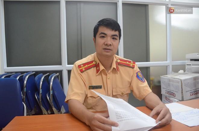 Câu chuyện về cái chết của 3 mẹ con và câu nói lạnh gáy của gã tài xế ma men ám ảnh Thượng úy CSGT ở Hà Nội - ảnh 3