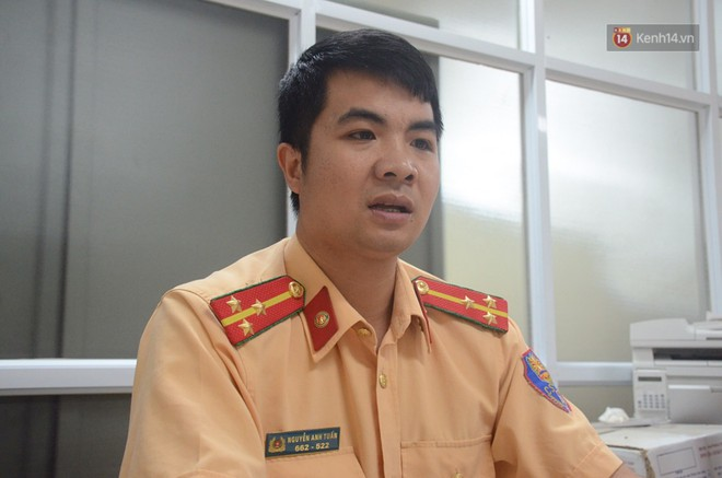 Câu chuyện về cái chết của 3 mẹ con và câu nói lạnh gáy của gã tài xế ma men ám ảnh Thượng úy CSGT ở Hà Nội - ảnh 5