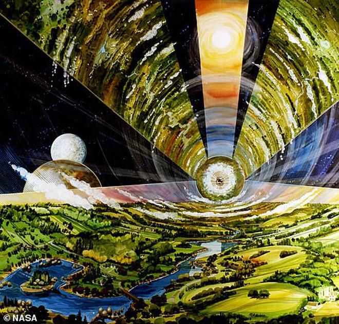 Ông chủ Amazon công bố kế hoạch bí mật xây căn cứ vũ trụ cho cả nghìn tỉ người: Tuyệt đẹp, ai cũng sẽ muốn ở - ảnh 5