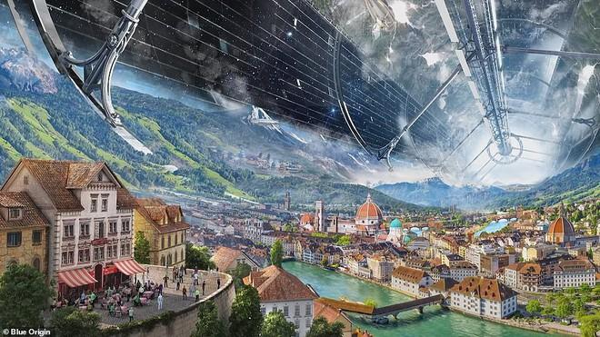 Ông chủ Amazon công bố kế hoạch bí mật xây căn cứ vũ trụ cho cả nghìn tỉ người: Tuyệt đẹp, ai cũng sẽ muốn ở - ảnh 3
