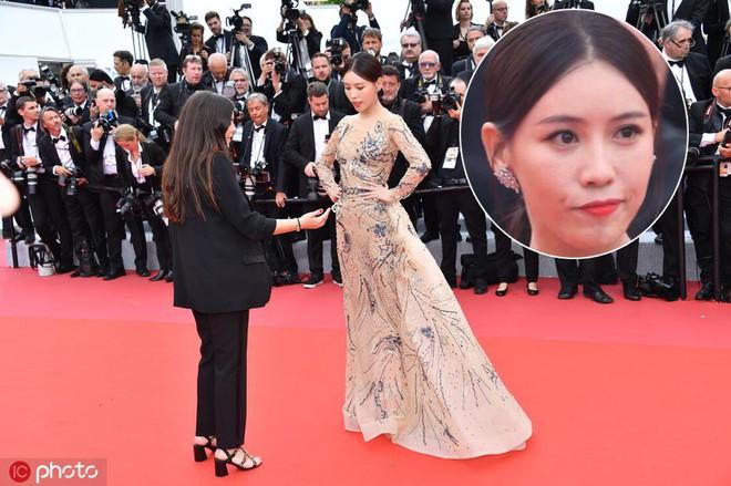 Mỹ nhân Diên Hi Công Lược nói gì về sự cố bẽ bàng bị đuổi khỏi thảm đỏ Cannes? - ảnh 1