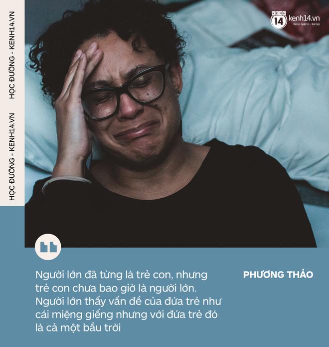 Gửi những ai đang than vãn học hành quá mệt mỏi: Ở đời nghèo đói không nhục, dốt nát mới nhục - ảnh 8
