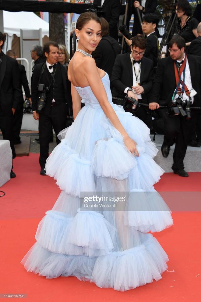 Muốn lịm đi với màn tập hợp váy công chúa ngày khai mạc Cannes 2019, bộ nào cũng bồng bềnh thần tiên quá đỗi - ảnh 14