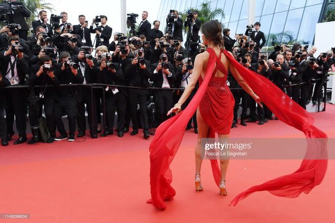 Thảm đỏ Cannes ngày 2: Thiên thần Victoria's Secret suýt lộ hàng, Phạm Băng Băng Thái Lan xinh như tiên tử - ảnh 3