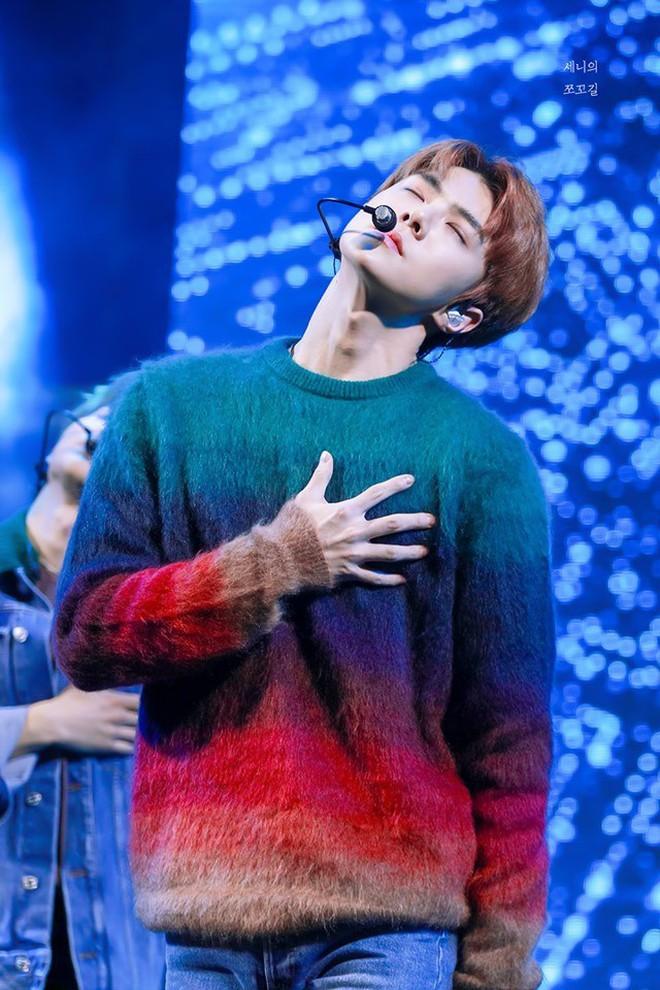 Sehun (EXO) và Jimin (BTS) cứ như đang có gì mờ ám vì mặc đồ đôi tới 4 lần - ảnh 6