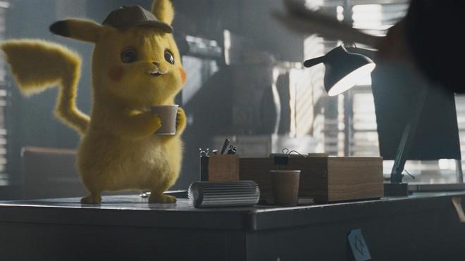 Điểm danh tất tần tật hội Pokémon có mặt trong DETECTIVE PIKACHU - ảnh 1
