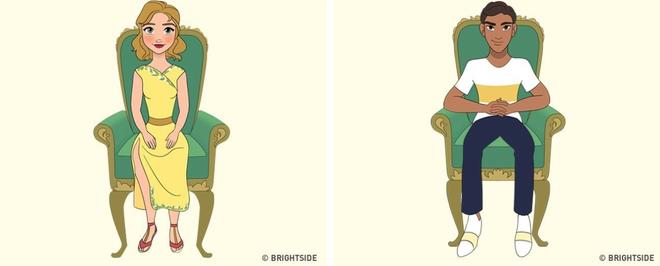Cách bạn ngồi lên chiếc ghế này sẽ cho biết con người thực sự của bạn như thế nào - ảnh 3