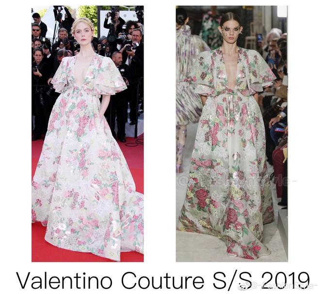 """Elle Fanning thành tiên nữ đẹp hơn hoa tại Cannes, nhưng netizen xứ Trung lại chỉ nhớ đến """"hoa tiên tử"""" Phạm Băng Băng ngày nào - ảnh 11"""