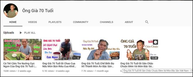 Từ chuyện các cụ ông bà nông dân làm YouTube, cộng đồng mạng và dân trong nghề nói gì? - ảnh 4