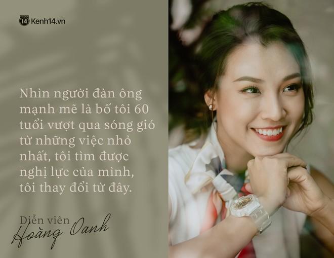 Hoàng Oanh: Năm 18 tuổi từng bỏ vai có cảnh nóng của anh Victor Vũ để giữ lấy tình yêu - ảnh 8