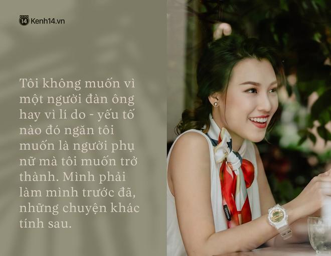 Hoàng Oanh: Năm 18 tuổi từng bỏ vai có cảnh nóng của anh Victor Vũ để giữ lấy tình yêu - ảnh 11