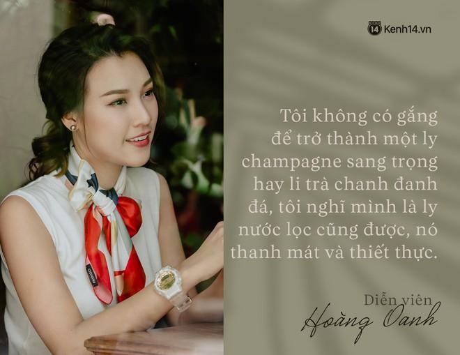 Hoàng Oanh: Năm 18 tuổi từng bỏ vai có cảnh nóng của anh Victor Vũ để giữ lấy tình yêu - ảnh 13
