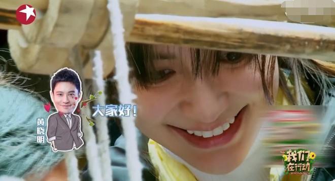 Ơn giời cuối cùng Angela Baby đã tự mình chứng minh vẫn sống hạnh phúc bên Huỳnh Hiểu Minh - ảnh 4