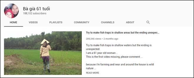 Từ chuyện các cụ ông bà nông dân làm YouTube, cộng đồng mạng và dân trong nghề nói gì? - ảnh 3