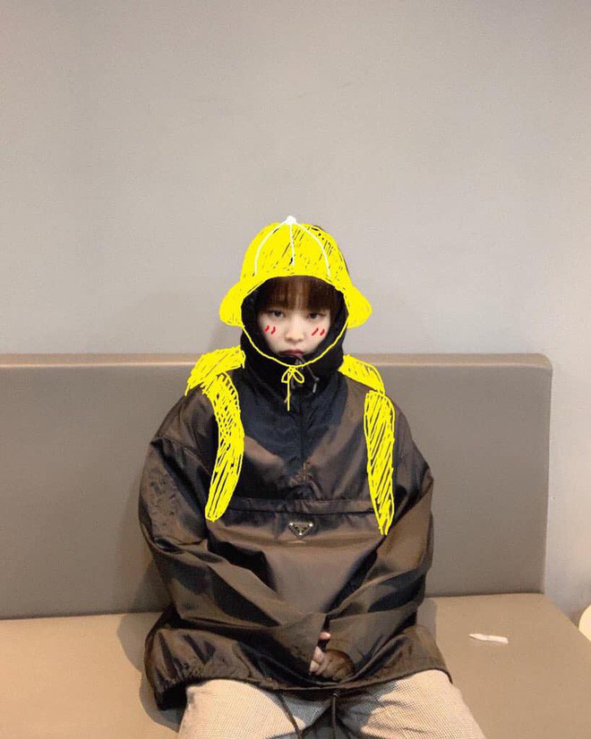 Có nữ idol nào như Jennie: Chẳng thèm giữ gìn hình tượng, toàn đăng ảnh tạo dáng khó hiểu tặng meme cho fan chế - ảnh 13