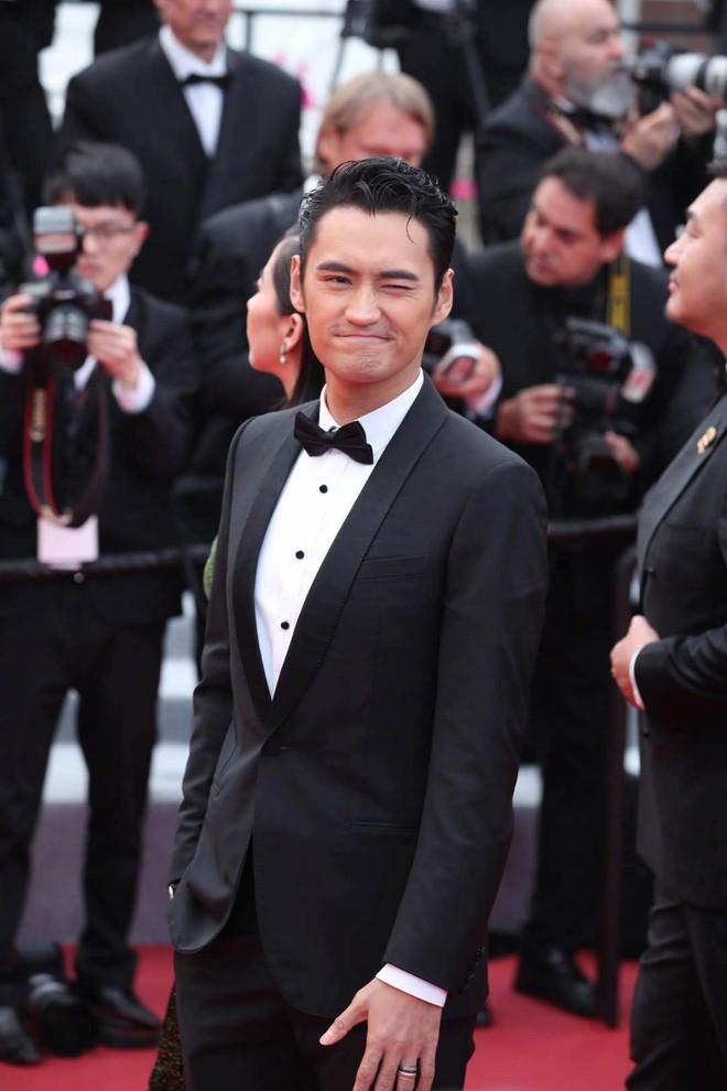 Thảm đỏ Cannes ngày 2: Thiên thần Victorias Secret suýt lộ hàng, Phạm Băng Băng Thái Lan xinh như tiên tử - Ảnh 40.