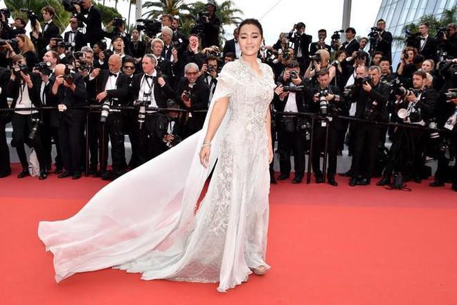 Củng Lợi và đặc quyền thảm đỏ của siêu sao hàng đầu Trung Quốc từng 18 lần dự Cannes - ảnh 4