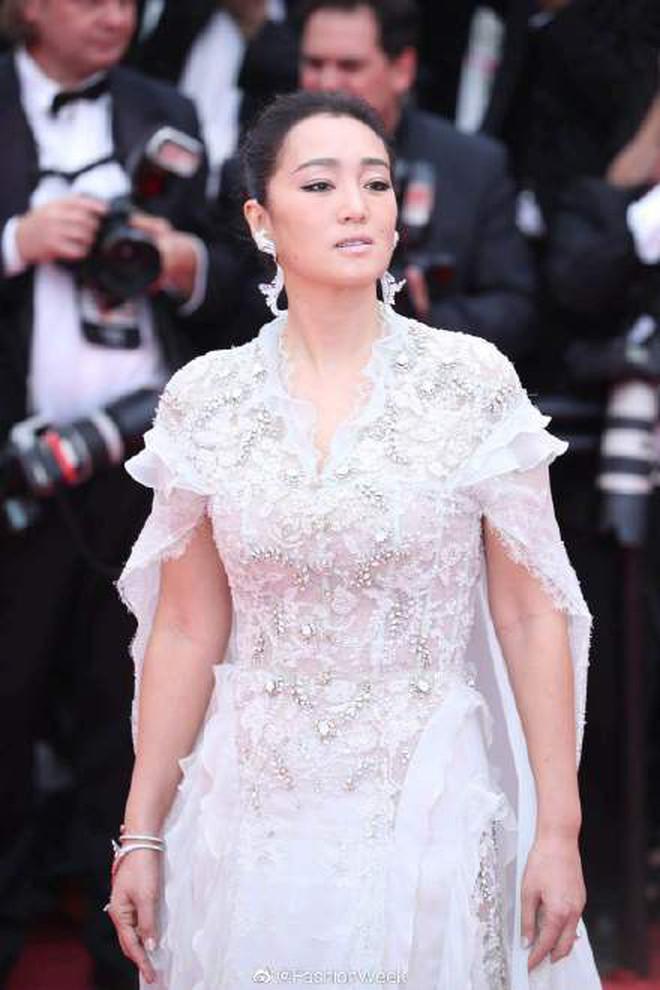 Củng Lợi và đặc quyền thảm đỏ của siêu sao hàng đầu Trung Quốc từng 18 lần dự Cannes - ảnh 5