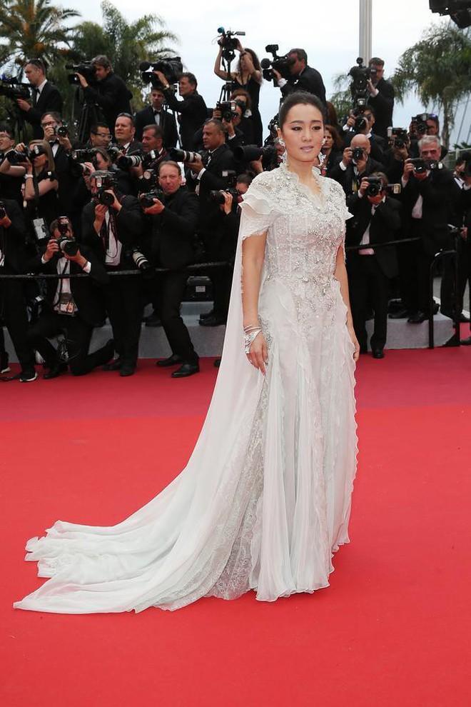 Củng Lợi và đặc quyền thảm đỏ của siêu sao hàng đầu Trung Quốc từng 18 lần dự Cannes - ảnh 6