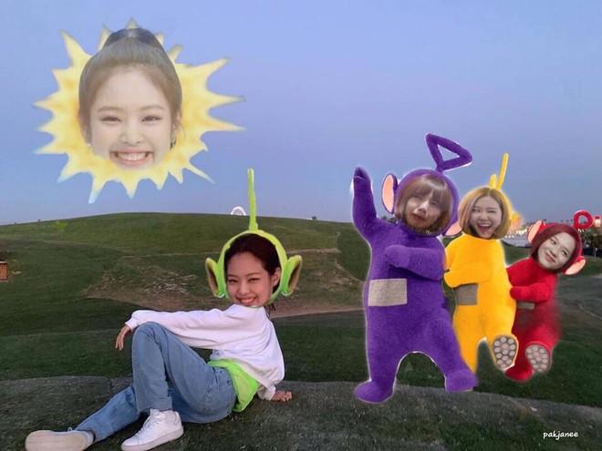 Có nữ idol nào như Jennie: Chẳng thèm giữ gìn hình tượng, toàn đăng ảnh tạo dáng khó hiểu tặng meme cho fan chế - ảnh 15
