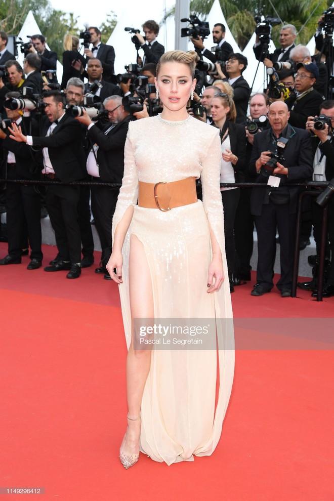 Thảm đỏ Cannes ngày 2: Thiên thần Victoria's Secret suýt lộ hàng, Phạm Băng Băng Thái Lan xinh như tiên tử - ảnh 12