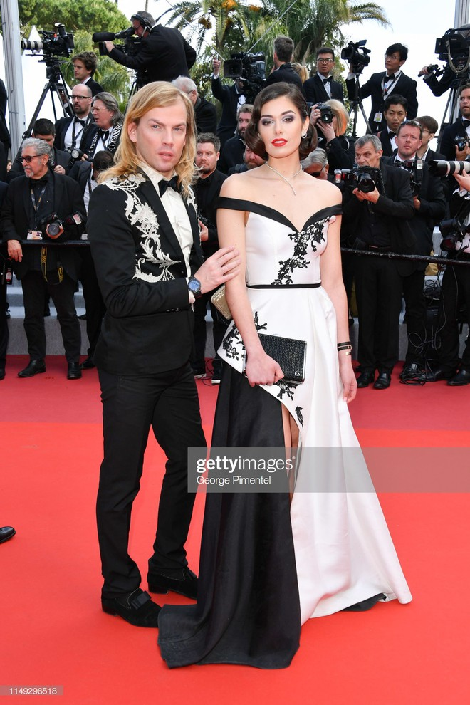 Thảm đỏ Cannes ngày 2: Thiên thần Victoria's Secret suýt lộ hàng, Phạm Băng Băng Thái Lan xinh như tiên tử - ảnh 23