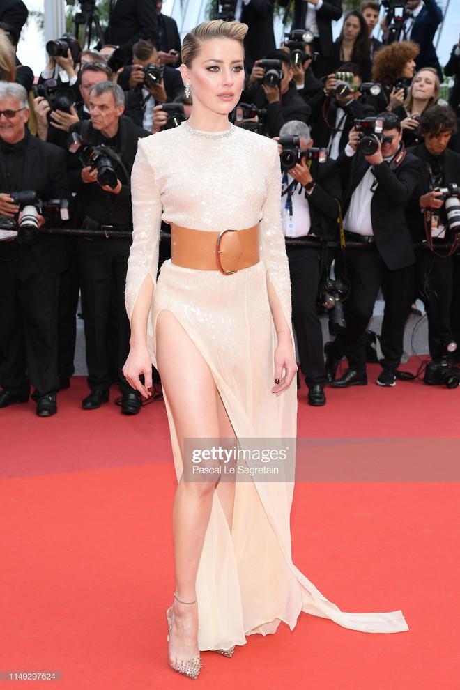 Thảm đỏ Cannes ngày 2: Thiên thần Victoria's Secret suýt lộ hàng, Phạm Băng Băng Thái Lan xinh như tiên tử - ảnh 13