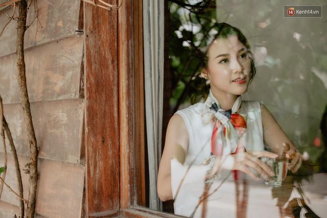 Hoàng Oanh: Năm 18 tuổi từng bỏ vai có cảnh nóng của anh Victor Vũ để giữ lấy tình yêu - ảnh 4