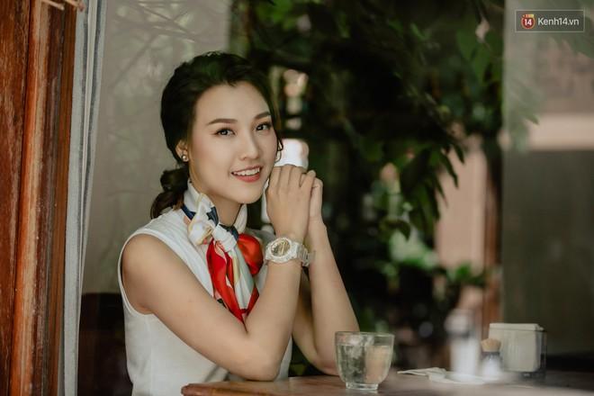 Hoàng Oanh: Năm 18 tuổi từng bỏ vai có cảnh nóng của anh Victor Vũ để giữ lấy tình yêu - ảnh 6