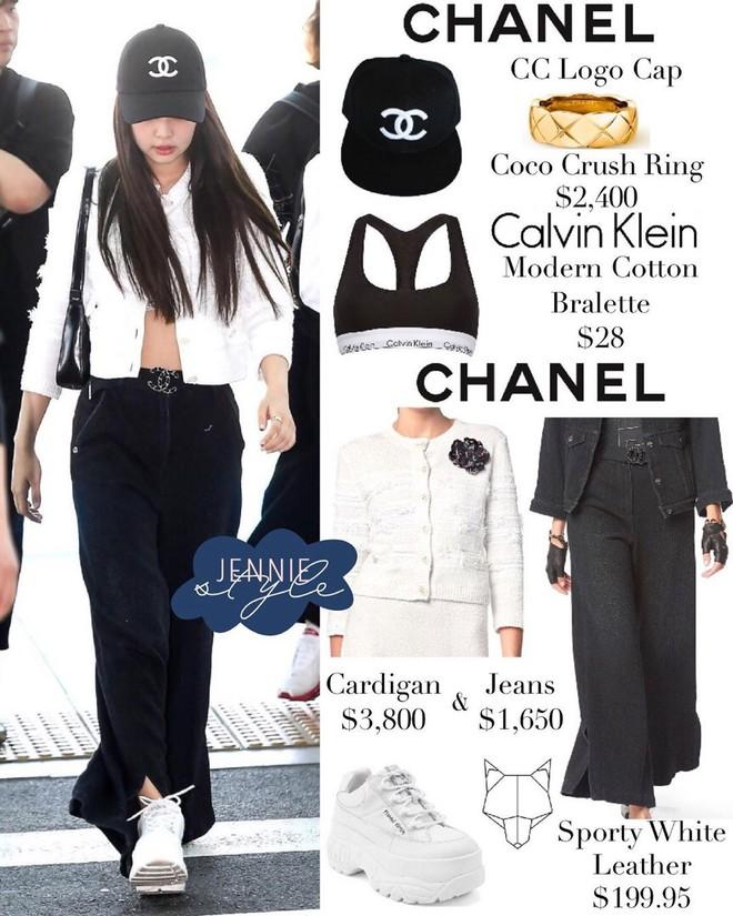 Mặc đồ đắt thì nhiều nhưng nhấn nhá thông minh như Jennie thì không phải ai cũng làm được - ảnh 7