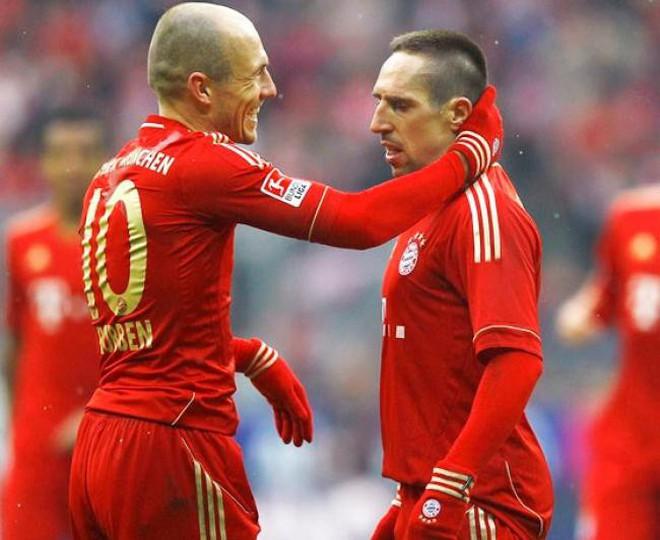 Robben - Ribery: Khi người ta sinh ra để dành cho nhau - ảnh 4