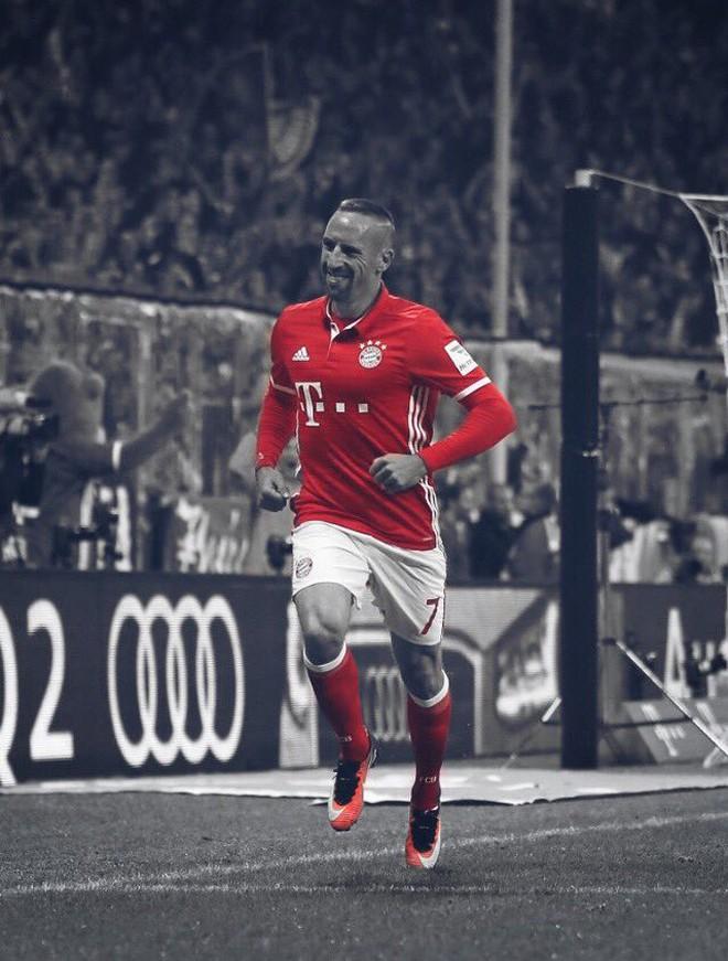 Robben - Ribery: Khi người ta sinh ra để dành cho nhau - ảnh 7