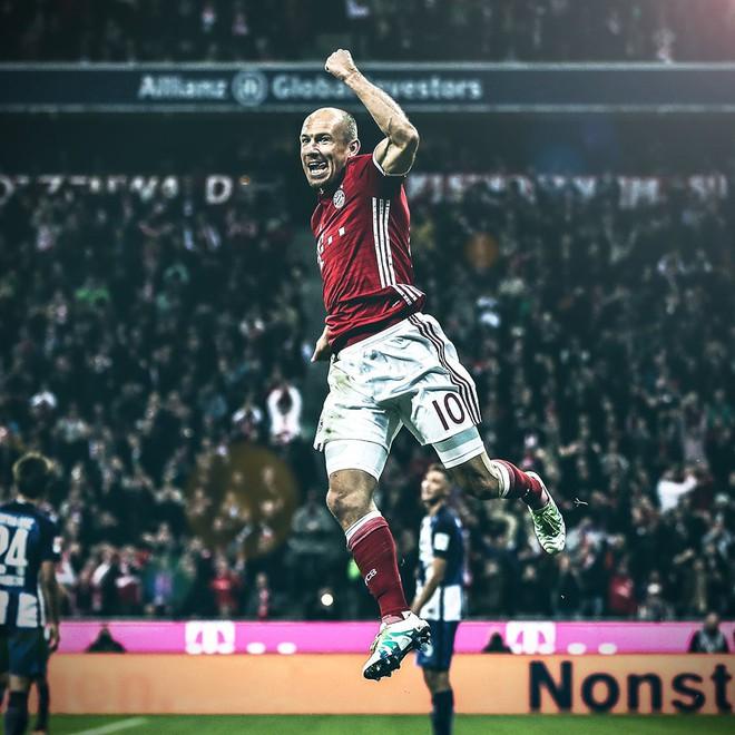 Robben - Ribery: Khi người ta sinh ra để dành cho nhau - ảnh 8