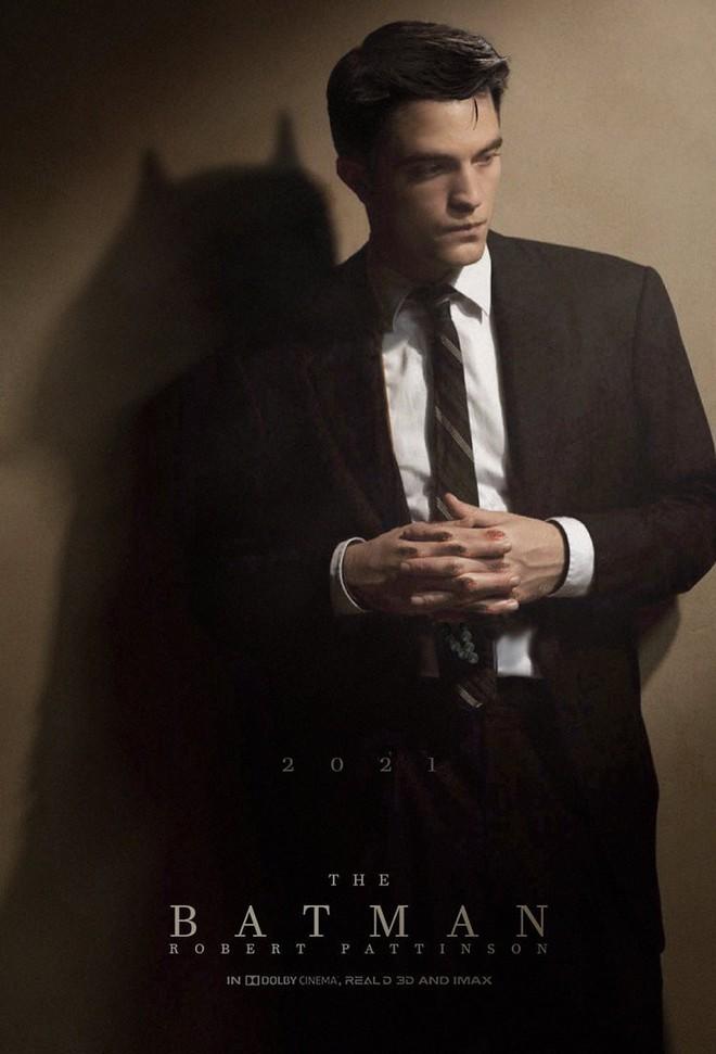 NÓNG: Robert Pattinson chính thức trở thành BATMAN ngay sau khi ZAC EFRON gia nhập MARVEL - ảnh 2