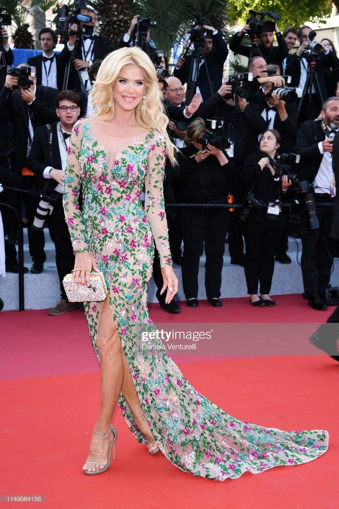 Thảm đỏ Cannes ngày 3: HLV The Face Thái Lan bất ngờ vùng lên chặt chém Bella Hadid cùng dàn mỹ nhân váy xẻ - ảnh 31