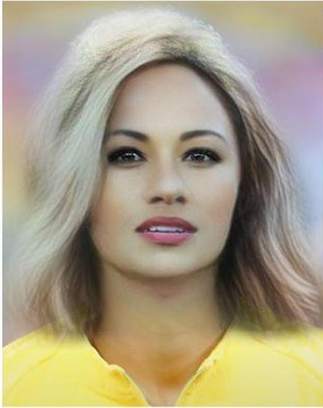 Khi các sao bóng đá chuyển đổi giới tính: Ronaldo đẹp xuất thần nhưng chưa phải trường hợp gây sửng sốt nhất - ảnh 7