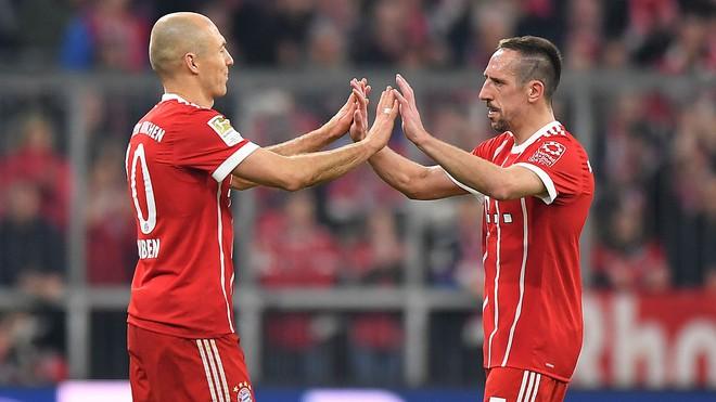 Robben - Ribery: Khi người ta sinh ra để dành cho nhau - ảnh 5
