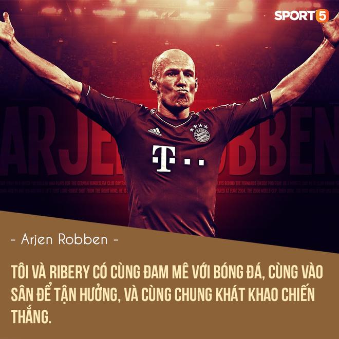 Robben - Ribery: Khi người ta sinh ra để dành cho nhau - ảnh 6