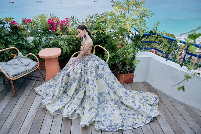 Không có Phạm Băng Băng, đây là nữ thần Trung Quốc đẹp nao lòng, gây bão với truyền thông quốc tế tại Cannes - ảnh 13