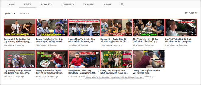 Dương Minh Tuyền lập YouTube mới: Không chỉ 1 mà tận 2 kênh thiện lành, thu về 100.000 sub/tuần? - ảnh 2