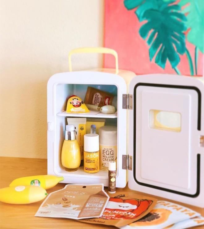Sắm tủ lạnh mini dành riêng cho đồ skincare đang là hot trend và đây là lý do bạn nên theo xu hướng quý tộc này - ảnh 10