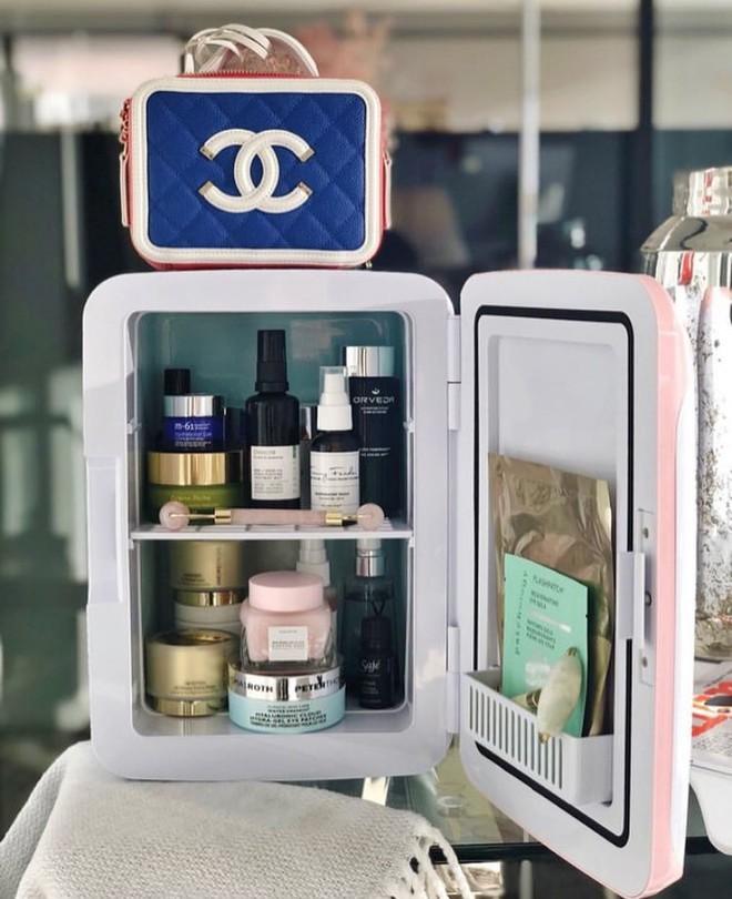 Sắm tủ lạnh mini dành riêng cho đồ skincare đang là hot trend và đây là lý do bạn nên theo xu hướng quý tộc này - ảnh 7