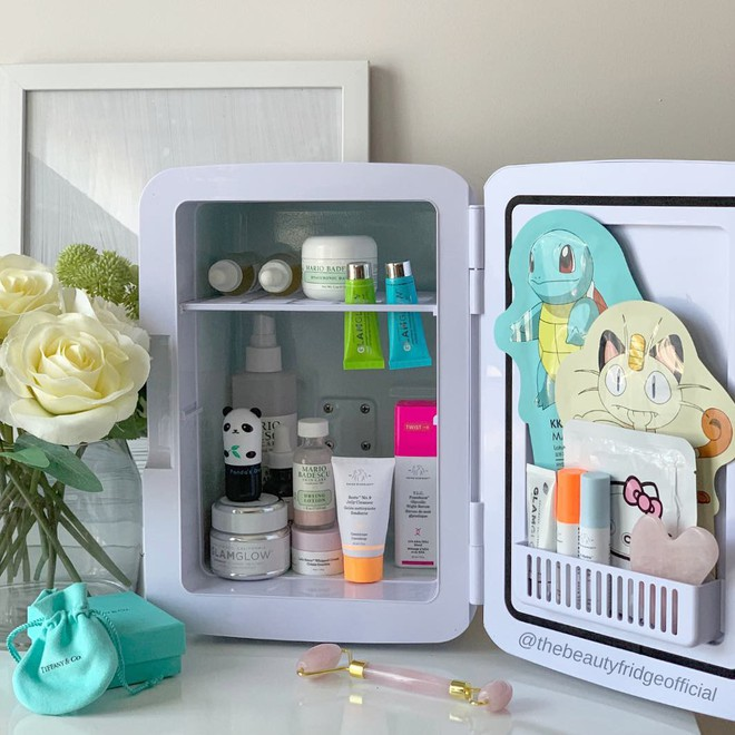 Sắm tủ lạnh mini dành riêng cho đồ skincare đang là hot trend và đây là lý do bạn nên theo xu hướng quý tộc này - ảnh 8