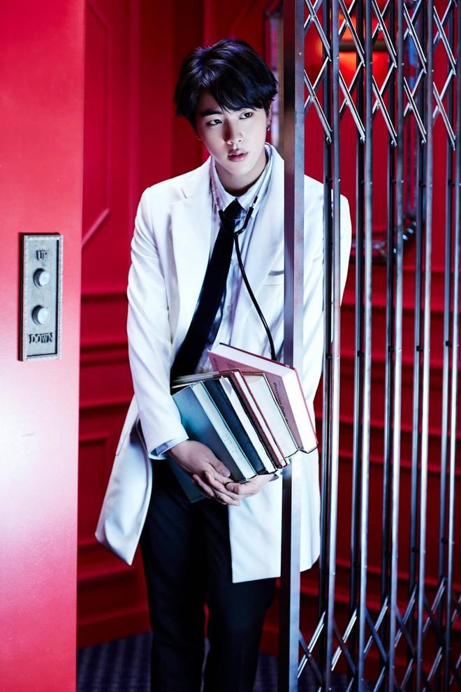 Gặp được bác sĩ như dàn idol Kpop tuyệt sắc này, chắc ai cũng muốn đến bệnh viện để khám bệnh tương tư mỗi ngày - ảnh 13