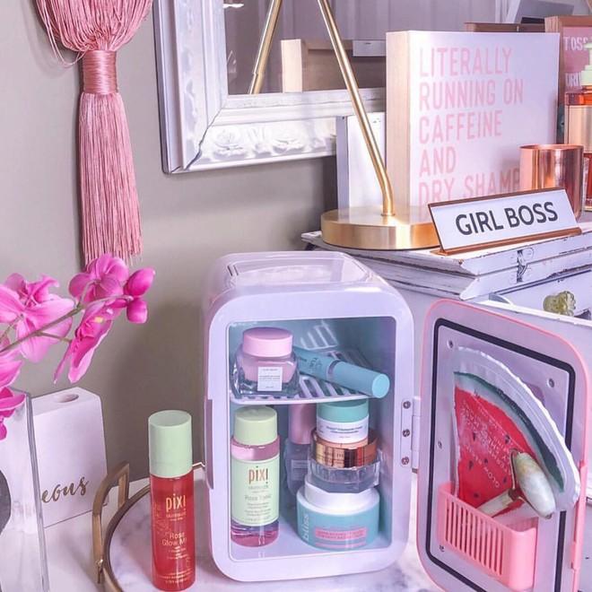 Sắm tủ lạnh mini dành riêng cho đồ skincare đang là hot trend và đây là lý do bạn nên theo xu hướng quý tộc này - ảnh 5